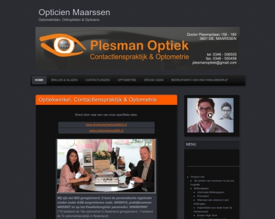 Plesman Optiek