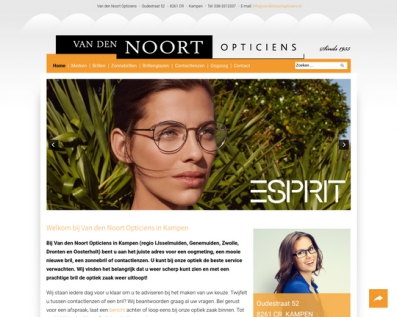 Van den Noort Opticiens